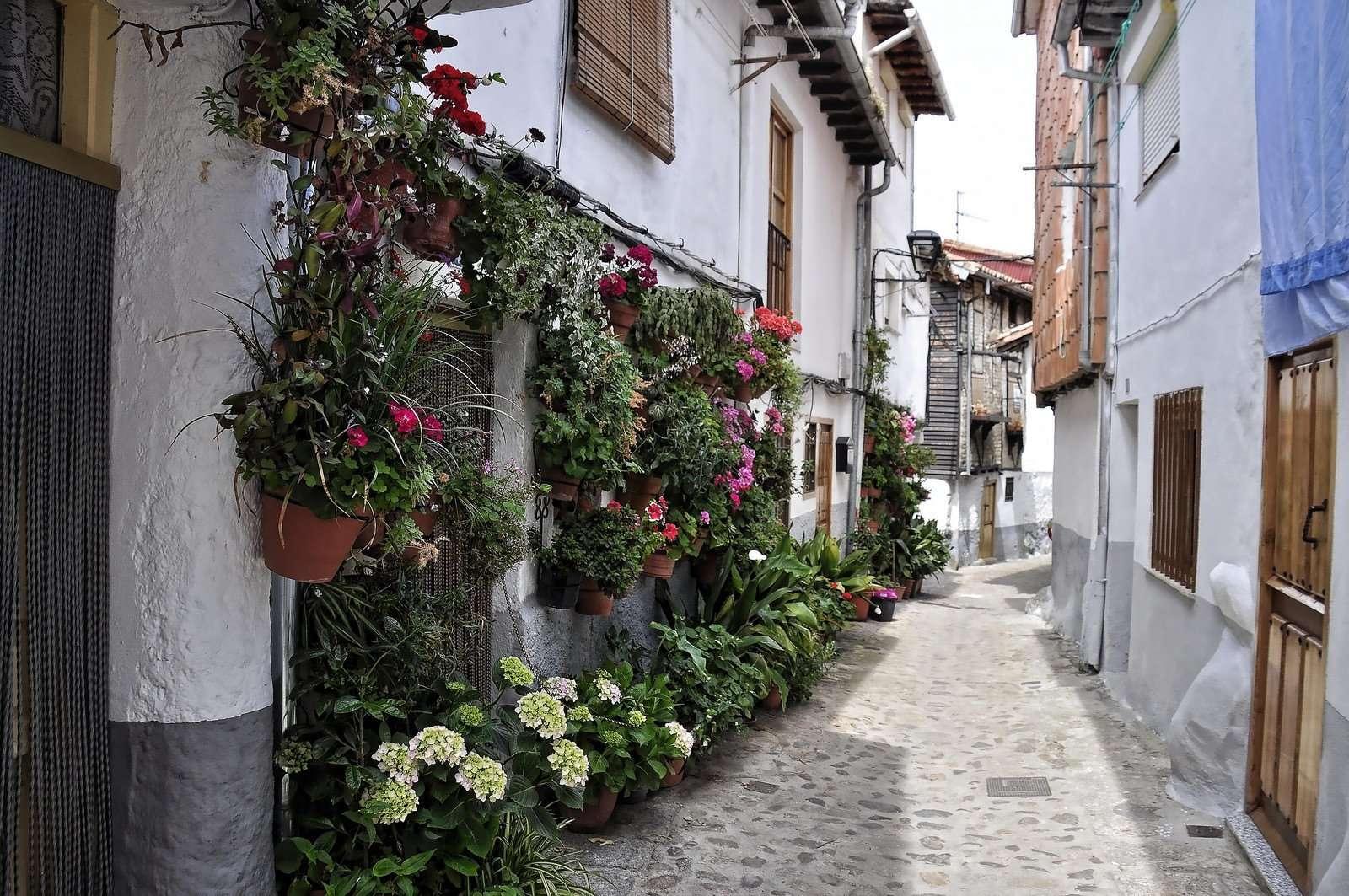 Calles de Hervás, Extremadura