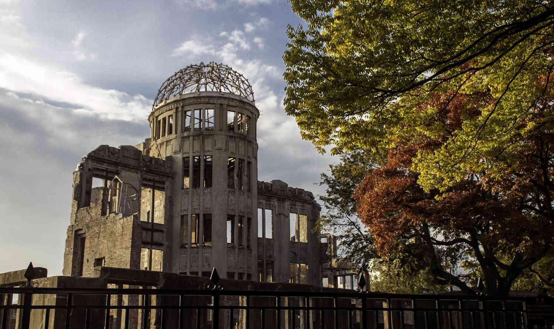 Monumento de la Paz de Hiroshima, Japón