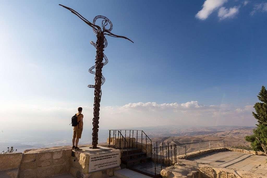 Monte Nebo, Jordania