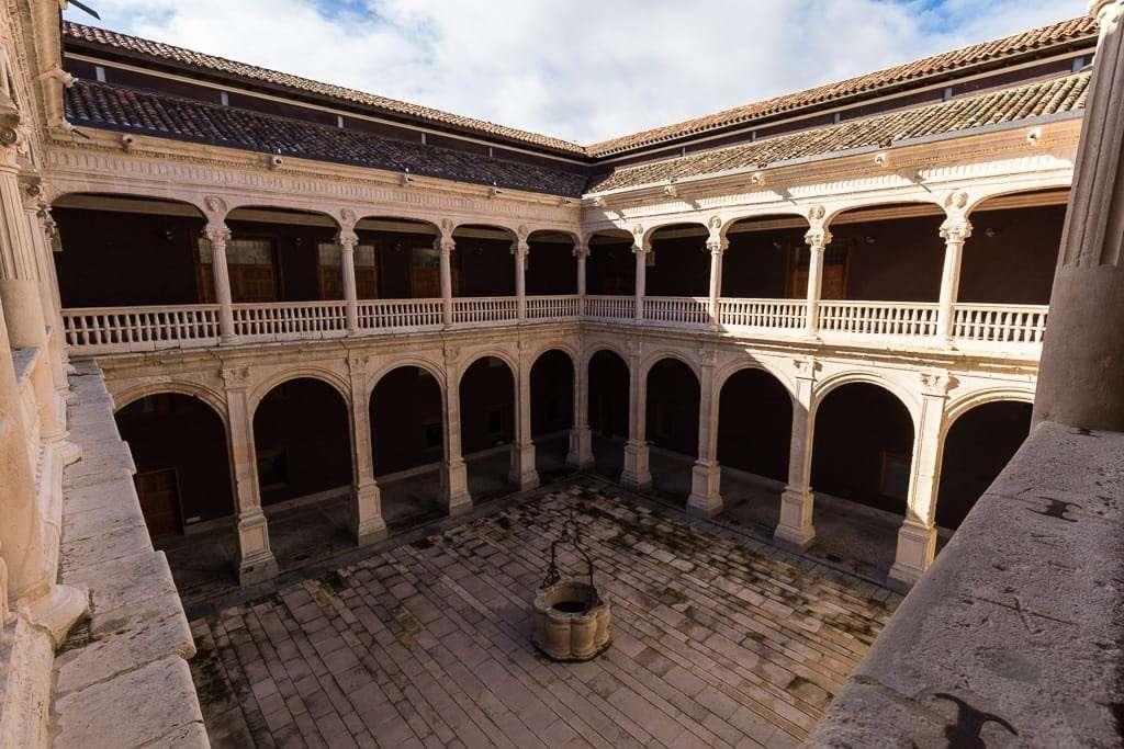 Palacio de los Condes de Avellaneda de Peñaranda de Duero, Ribera del Duero burgalesa