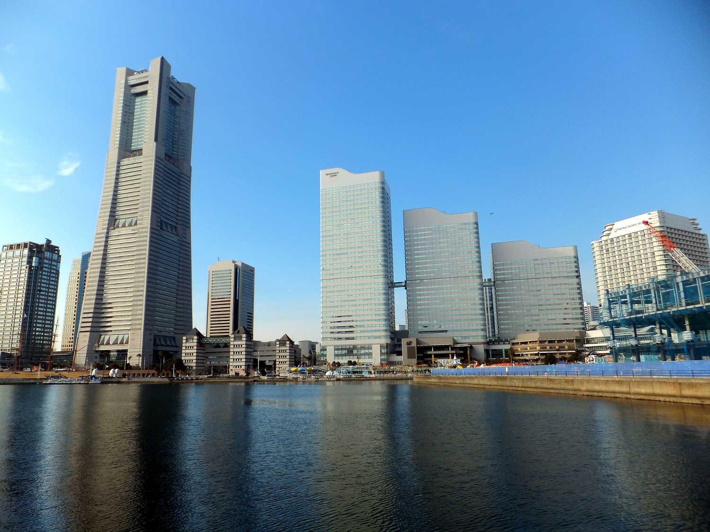 Skyline de Yokohama