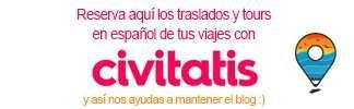Civitatis - Reserva aquí los traslados y tours en español de tus viajes con Civitatis, y así nos ayudas a mantener el blog ;)