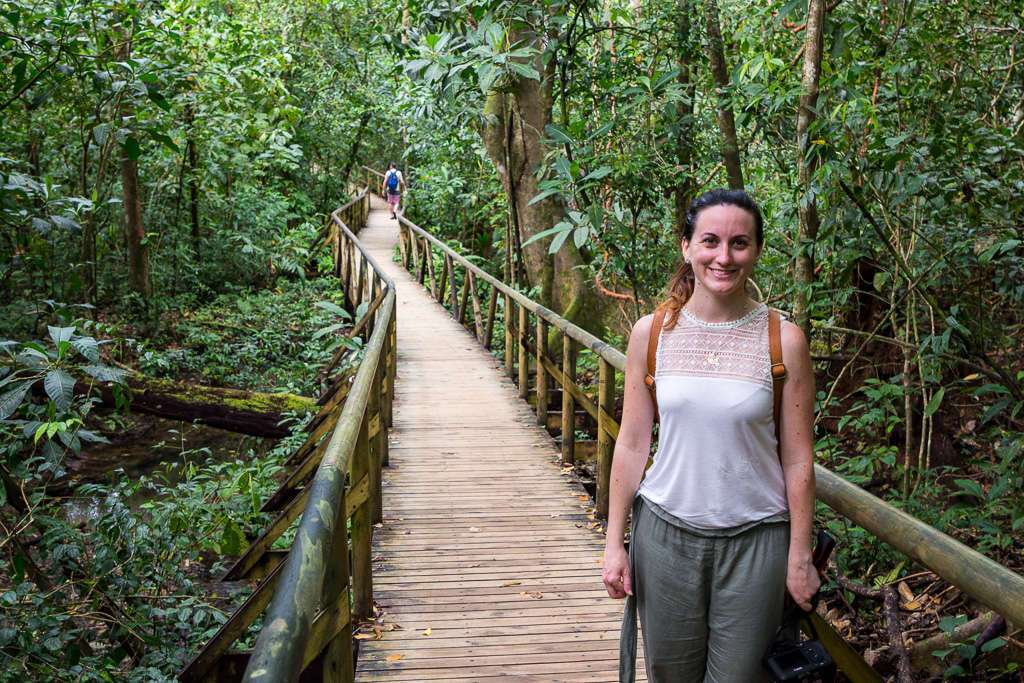 Sendero el Manglar, Parque Nacional Manuel Antonio, Costa Rica