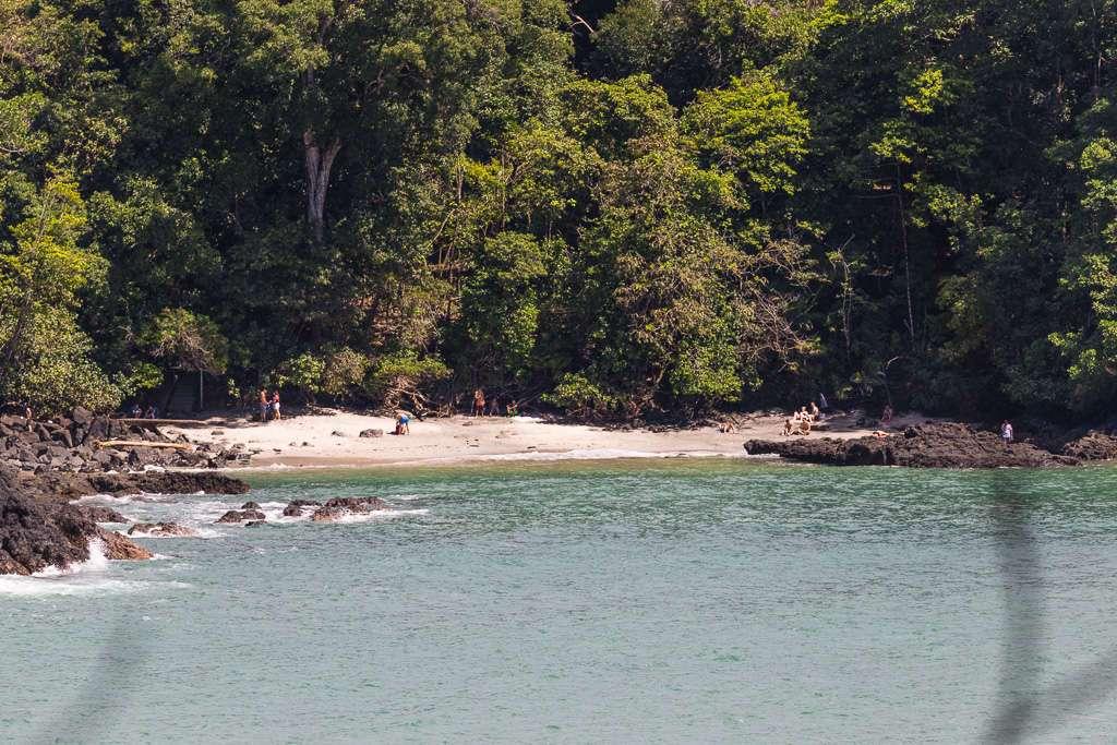 Playas Las Gemelas, Parque Nacional Manuel Antonio, Costa Rica