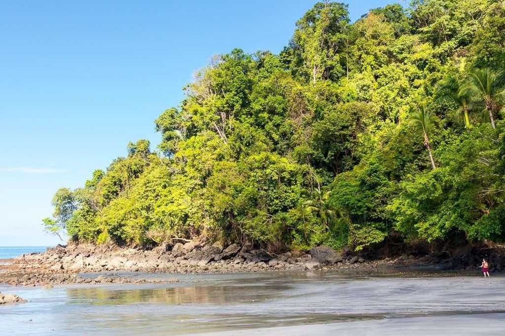 Playa en Tulemar, Manuel Antonio, Costa Rica