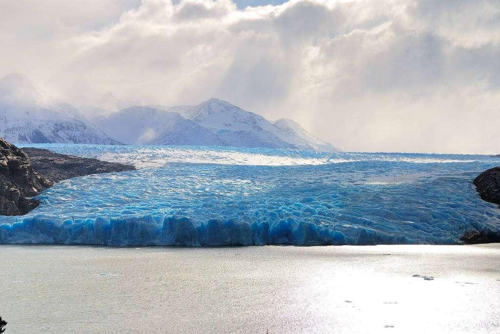 Glaciar Grey, Patagonia chilena, Chile