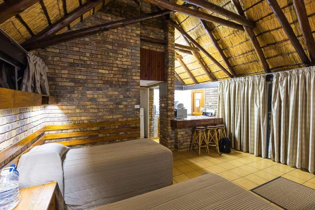 Habitación triple campemento Berg-en-dal, Kruger, Sudáfrica