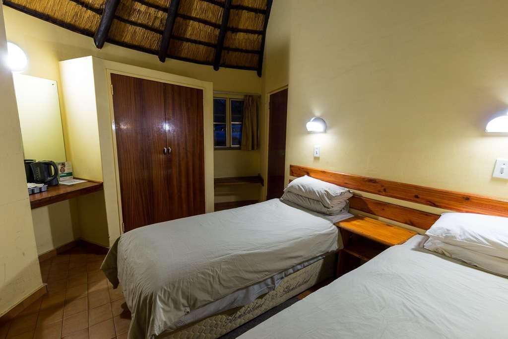 Habitación campamento Skukuza, Kruger, Sudáfrica