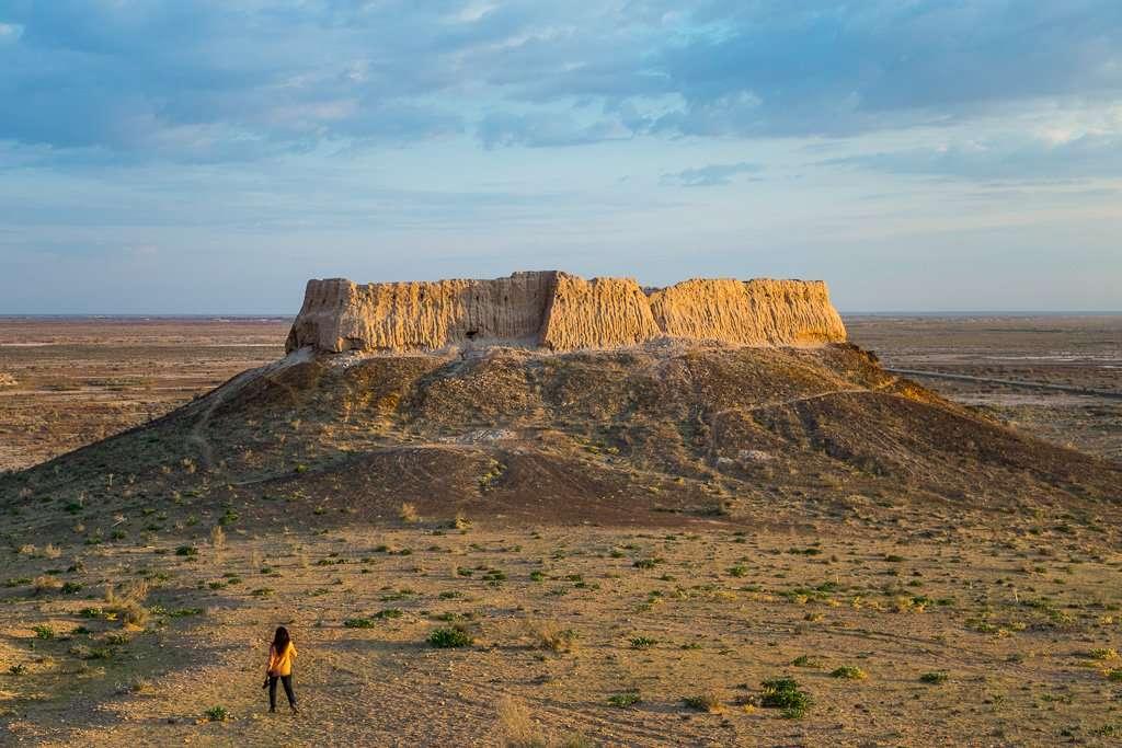 Ayaz Kala 2, Uzbekistán