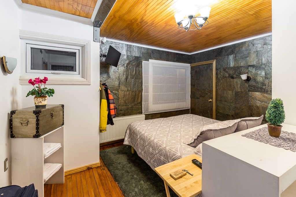 Vista general habitación Casa Hostal Innata Patagonia, Punta Arenas, Chile