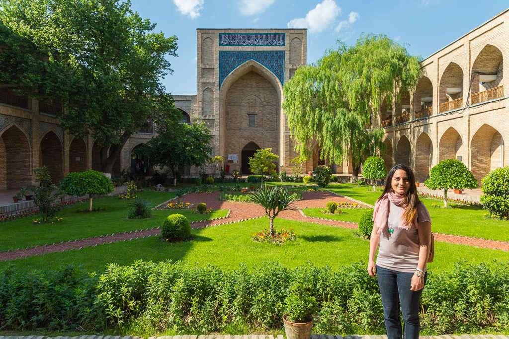 Madrasa en Tashkent, Uzbekistán