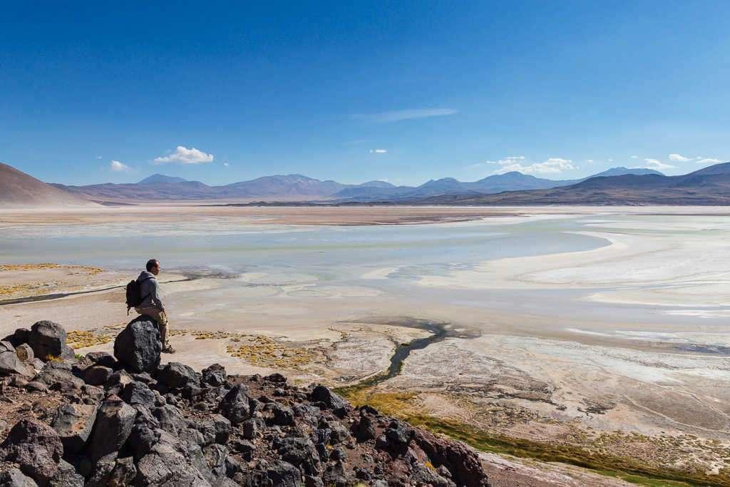 Mirador de Aguascalientes, Atacama, Chile