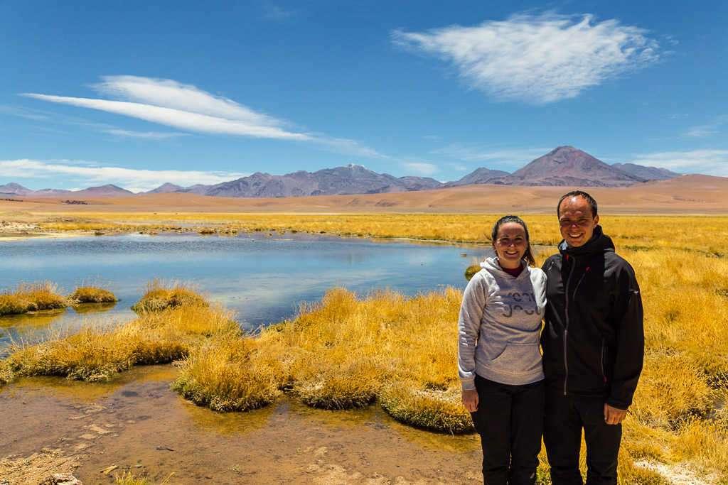 Vado Putana, Atacama, Chile