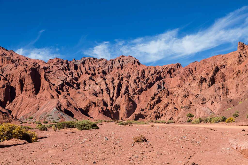 Valle del Arcoíris, Atacama, Chile