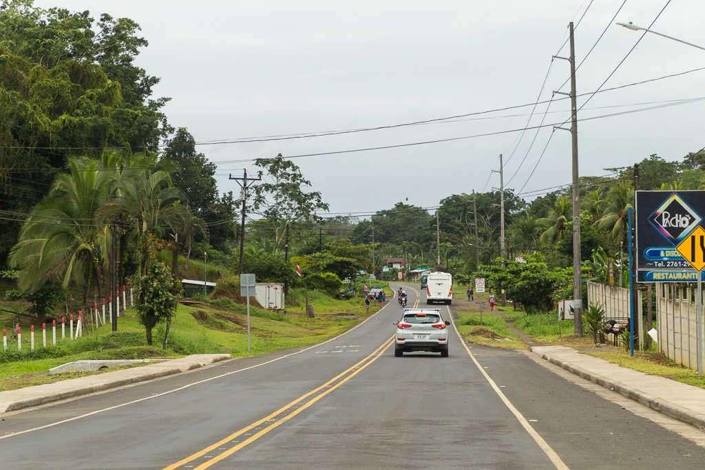 Carretera de Arenal a Tortuguero, Costa Rica