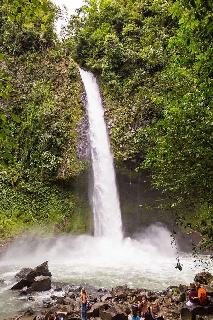 Catarata La Fortuna, Arenal, Costa Rica