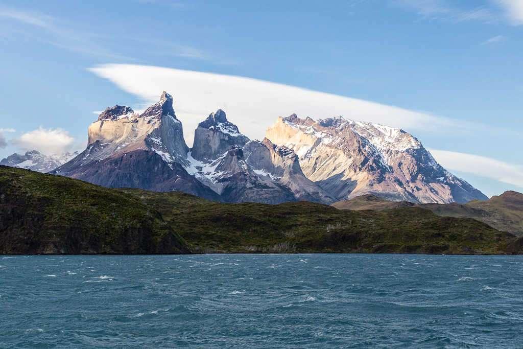 Macizo Paine, Torres del Paine, Chile