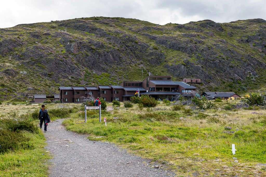 Refugio Paine Grande, Torres del Paine, Chile