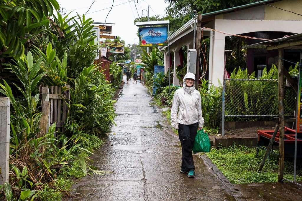 Calles de Tortuguero, Costa Rica