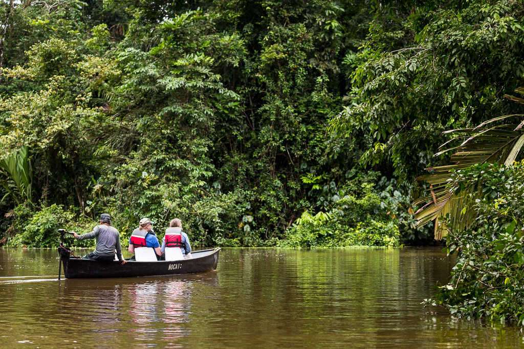 Canales de Tortuguero, Costa Rica